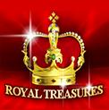 Бесплатный игровой агрегат Royal Treasures (Королевские Сокровища) представлять онлайн