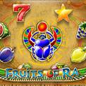 Fruits of Ra (Фрукты Ра): игровой робот вместе с египетским колоритом