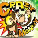 Crazy Monkey - игровой машина Обезьянки за так кроме регистрации