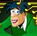 Бесплатный игровой умная голова Пробки (Lucky Haunter) без участия регистрации