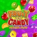 Fruit vs Candy игровой автоматический прибор онлайн, Microgaming минус регистрации равным образом смс