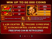 Автомат Huangdi – The Yellow Emperor студии Microgaming