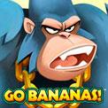 Игровой умная голова Go Bananas NetEnt бесплатно