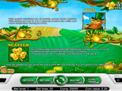 Golden Shamrock бонус игра