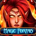 Бесплатный игровой автоматическое устройство Magic Portals с NetEnt