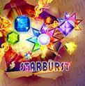 Starburst - игровой машина Звезда, Сияние ото NetEnt бесплатно