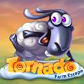 Красочный игровой машина Tornado: Farm Escape (Торнадо: Побег из фермы) ото Net Ent