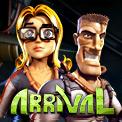 Виртуальный игровой робот Arrival (Пришельцы) получи и распишись фан фишки
