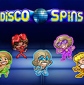 Disco Spins - льготный игровой устройство на ритме Диско