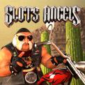 Байкерский игровой механизм Slots Angels (Ангелы) получай виртуальные гроши ото Bet Soft