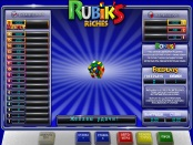 Видеослот Rubiks Riches