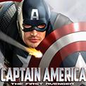 Онлайн установка Капитан США (Captain America) представлять на демо