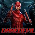 Daredevil - целеустремленный онлайн автоматический прибор Сорвиголова через Playtech