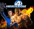 Фантастическая четвёрка - бесплатный игровой автомат
