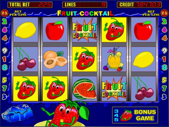 Игровые слоты автоматы онлайн
